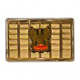 Fine Gold Assorted Chocolate Mini Bars (36 x 10 g), 11.28 oz / 320 g
