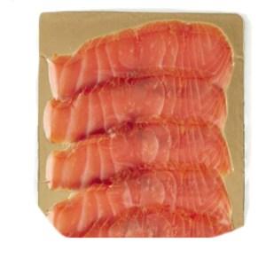 Norway Smoked Salmon, 8oz