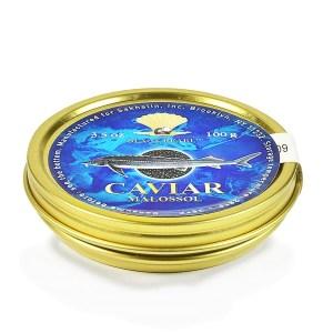 Premium Quality Osetra Kaluga Black Caviar