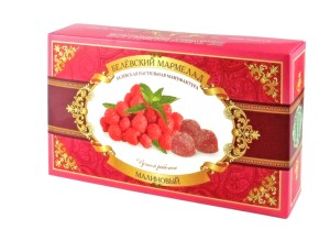 Candy Marmalade Raspberry, 0.62 lb/ 280 g