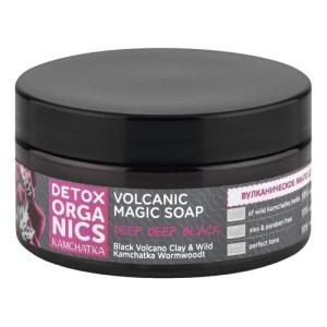 Anti-acne Pore soap Detox Organics Kamchatka Deep Natura Siberica 100ml