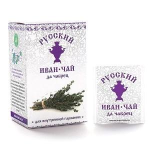 Ivan Tea with Thyme, 25 tea bags