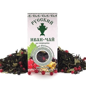 Ivan Tea with Currant, 1.77 oz / 50 g