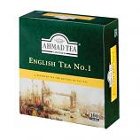 Ahmad English Tea #1, 100 tea bags