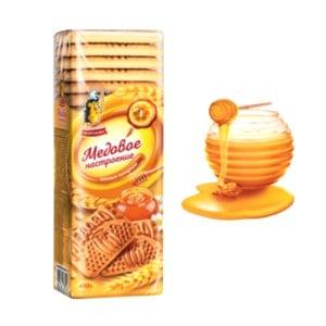 Cookies Morozov's w/ Honey , 15.17 oz/ 430 g