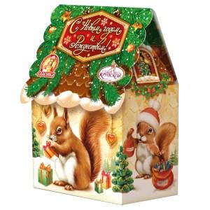 Christmas Gift Box Assorted Sweets