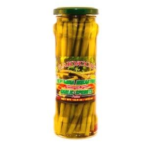 Garlic Sprouts, Zakuson, 12.5 oz/370 ml