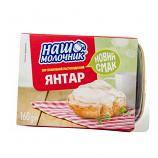 Soft Cheese Yantar, 5.64 oz / 160 g