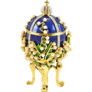 Russian Style Small Easter Egg
