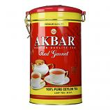 Akbar Tea Red Garnet in Tin Box, 15.87 oz / 450 g