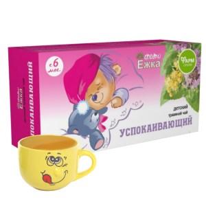 Children's Herbal Tea Calming, Phytoezhka, 20 bags x 1.5 g