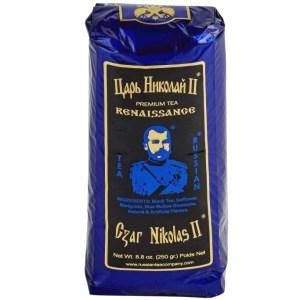 Tea Czar Nicholas II Renaissance (Blue), 8.8 oz / 250 g