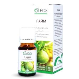 Lime Essential Oil, 0.33 oz/ 10 ml (Aspera)