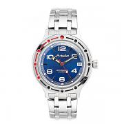 Vostok Amphibian Classic Russian Military Automatic Men's Watch (420432)