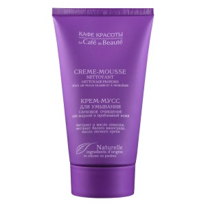 Cleansing Cream Mousse For Oily and Problem Skin, 5.07 oz / 150 ml