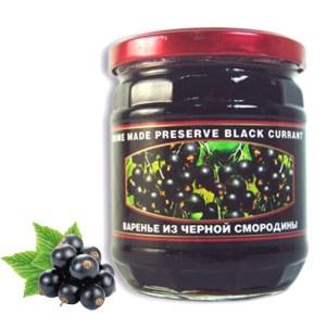 Black Currant Preserve, 1.03lb/ 470 g