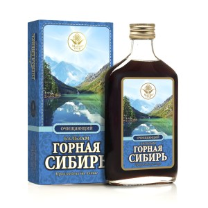 Herbal Mountain Siberian Cleansing Balm, 8.45 oz / 250 ml