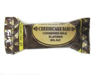 Cheesecake Bar with Condensed Milk Flavor