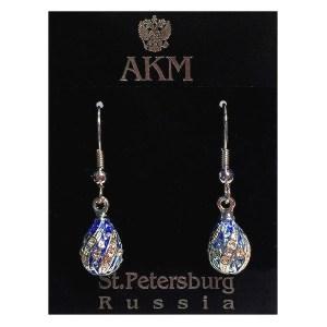 Russian Style Earrings