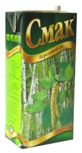 Birch Juice, 34 oz / 1000 Ml