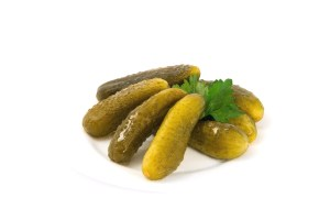 Sour pickles, 2 lb