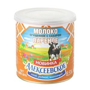 Boiled Condensed Milk, Alekseevskoe, 0.79 lb/ 360 g