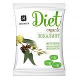 Diet Organic Sugarfree Eucalyptus Candy, 1.77 oz / 50 g