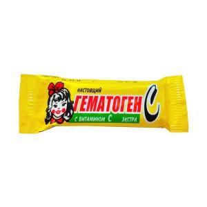 Hematogen with Vitamins for Kids, 40 g