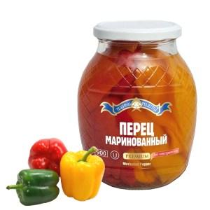 Marinated Pepper, Teshcha's Recipes, 1.98 lb/ 900 g