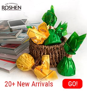 Roshen January New Arrivals!